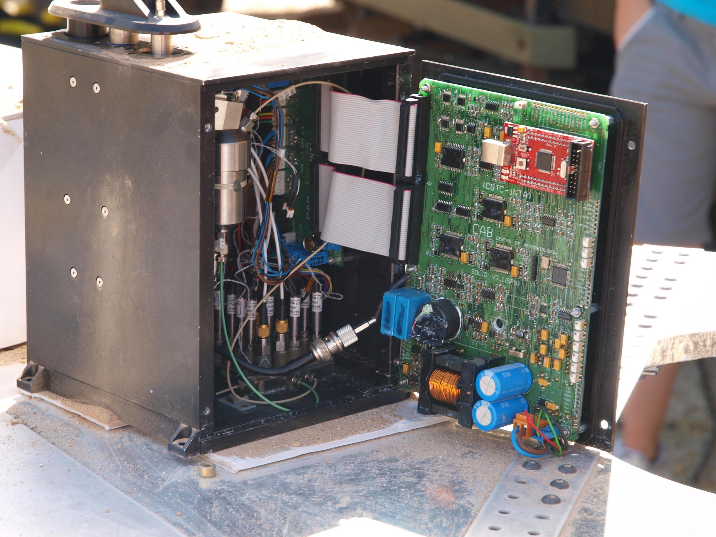 SPU-SEC Electronics